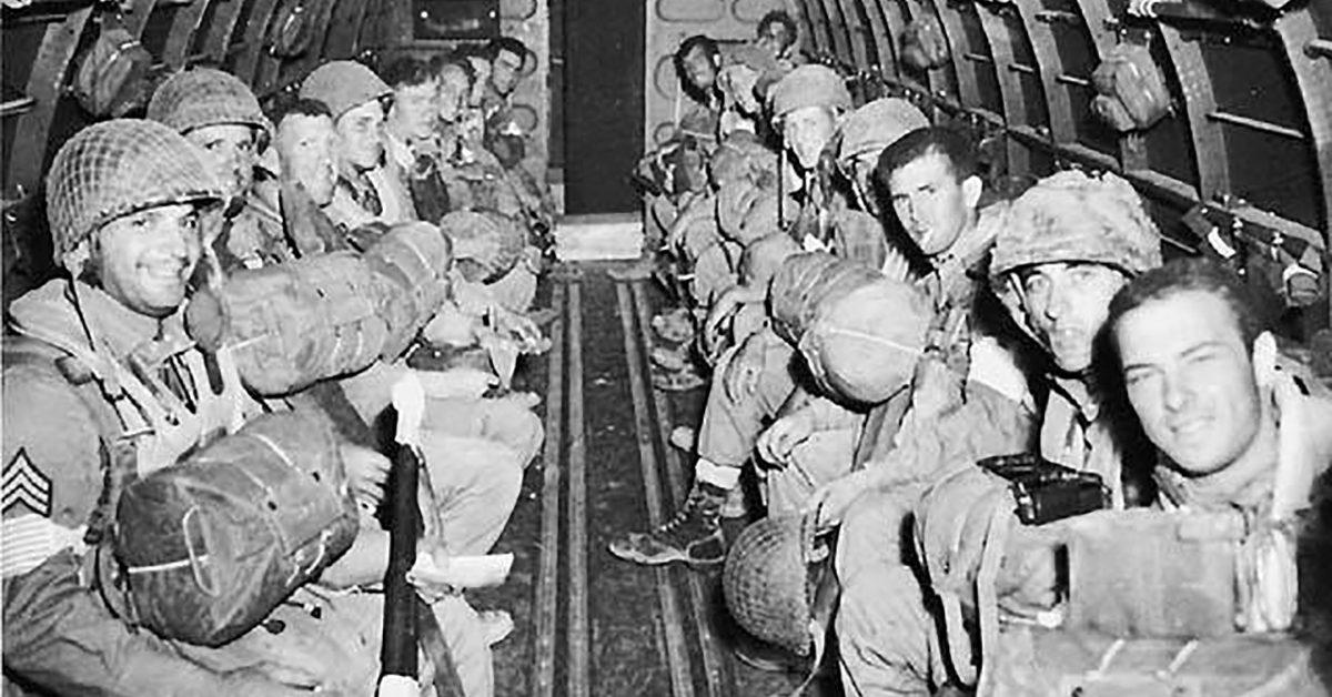 82nd airborne paratroopers america's veteran's stories
