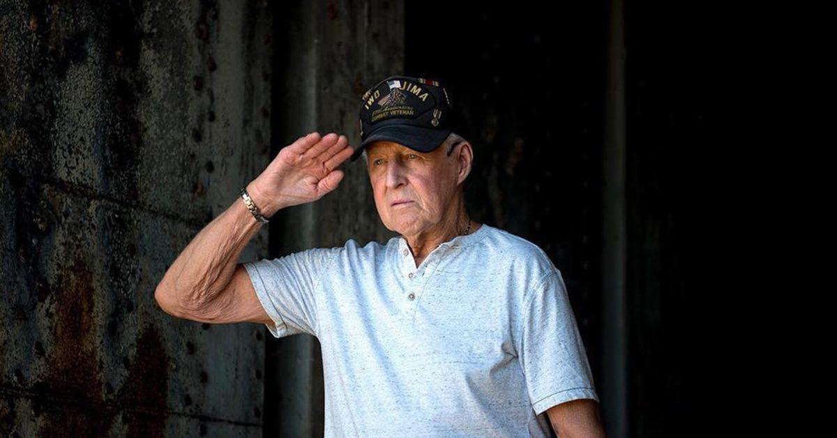 Ronald Rondo Gilbert Scharfe America's Veteran's Stories Kim Monson